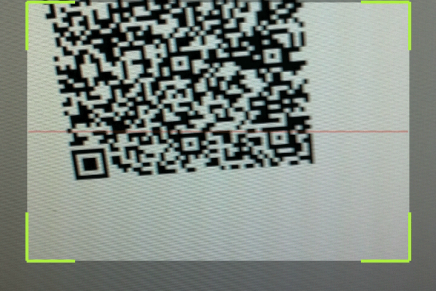 Logistics QR Code Scanner for Android