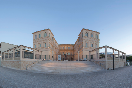 State of the art: Smart Guide für das Museum Barberini